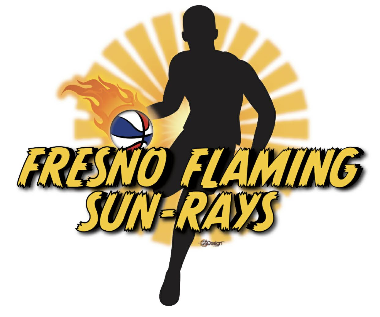 Fresno Flaming Sun Rays